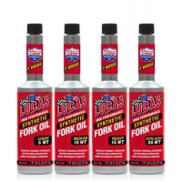 Lucas High Performance Synthetic Fork Oil 10 WT Oil 5 WT