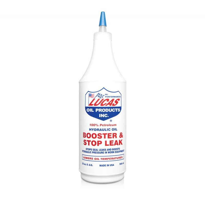 Lucas Hydraulic Oil Booster & Stop Leak